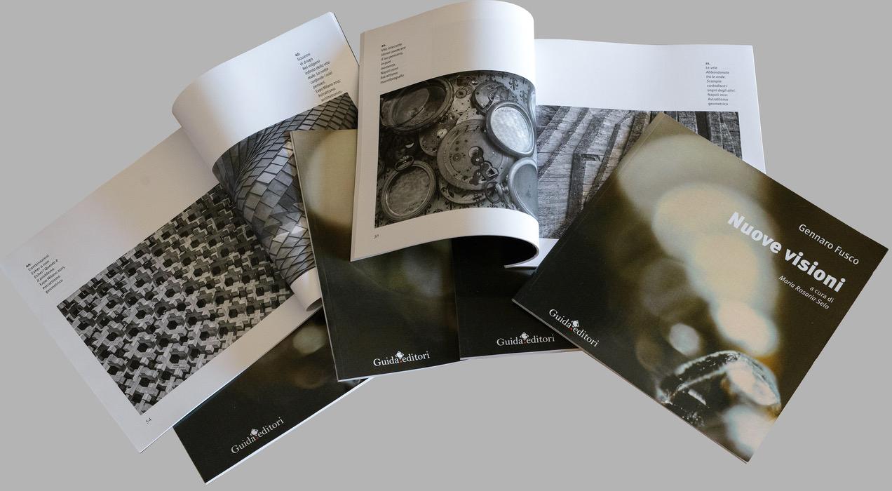 Il testo Nuove Visioni del fotografoGennaro Fusco